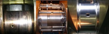 crankpin machining slider large