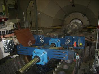turbinecasinglineboring
